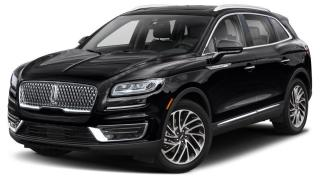 New 2020 Lincoln Nautilus RESERVE for sale in Chatham, ON