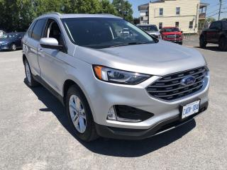 Used 2019 Ford Edge SEL Nav, AWD, Heated seats/steering wheel for sale in Cornwall, ON