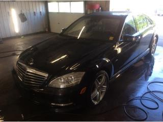 Used 2012 Mercedes-Benz S-Class for sale in Sarnia, ON
