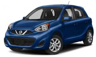 New 2019 Nissan Micra SV for sale in Peterborough, ON