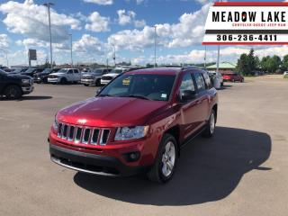 Used 2012 Jeep Compass Sport  - Aluminum Wheels -  Fog Lamps - $92 B/W for sale in Meadow Lake, SK