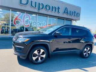Used 2018 Jeep Compass NORTH 4X4 for sale in Alma, QC