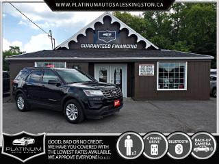 Used 2017 Ford Explorer for sale in Kingston, ON