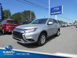 Used 2019 Mitsubishi Outlander **ES AWC** for sale in Victoriaville, QC