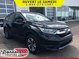 Used 2017 Honda CR-V LX AWD *GARANTIE GLOABALE 2021 OU 100 00 for sale in Donnacona, QC