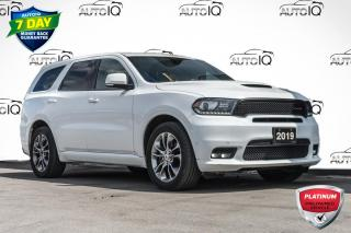 Used 2019 Dodge Durango HEMI R/T AWD NAVIGATION 7 PASSENGER for sale in Innisfil, ON