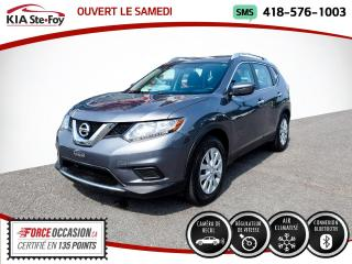 Used 2016 Nissan Rogue * S* TRACTION AVANT *CAMERA * for sale in Québec, QC