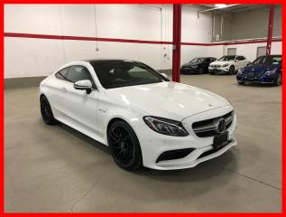 Used 2018 Mercedes-Benz C-Class C63 AMG COUPE DISTRONIC PREMIUM AMG DRIVERS for sale in Vaughan, ON