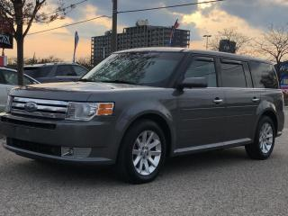 Used 2010 Ford Flex 4dr SEL FWD for sale in Waterloo, ON