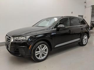 Used 2017 Audi Q7 TECHNIK/S LINE/VENTILATED SEATS/PANO/360 CAEMRA! for sale in Toronto, ON