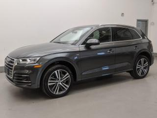 Used 2018 Audi Q5 Q5/TECHNIK/SLINE/BANG&OULFSEN/DRIVER ASSISTANCE/360 CAM! for sale in Toronto, ON