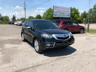 Used 2011 Acura RDX for sale in Komoka, ON