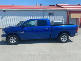 Used 2017 RAM 1500 SLT très propre for sale in Val-D'or, QC