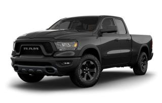 New 2019 RAM 1500 Rebel for sale in Steinbach, MB