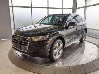 Used 2019 Audi Q5 Quattro for sale in Edmonton, AB