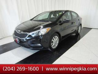Used 2016 Kia Forte LX+ AT *Always Owned In Manitoba!* for sale in Winnipeg, MB