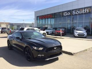 Used 2016 Ford Mustang ECOBOOST, PREMIUM, NAVIGATION for sale in Edmonton, AB