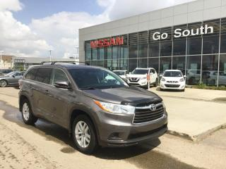 Used 2016 Toyota Highlander LE, AWD, POWER LIFT GATE for sale in Edmonton, AB