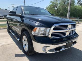 Used 2015 RAM 1500 SLT for sale in Steinbach, MB