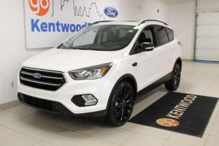 Used 2019 Ford Escape Titanium | 4WD | Panoramic Sunroof | NAV | Heated Steering for sale in Edmonton, AB