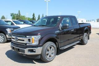 New 2020 Ford F-150 XLT 300A | 4x4 SuperCab | 2.7L EcoBoost V6 | XTR PKG | Trailer Hitch | Rear View Camera | Remote Keyless Entry | for sale in Edmonton, AB