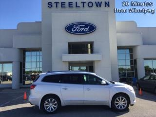 Used 2017 Buick Enclave Premium  - Navigation -  Cooled Seats for sale in Selkirk, MB