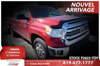 Used 2017 Toyota Tundra CREWMAX| 5.7L| GROUPE AMÉLIORÉ for sale in Drummondville, QC
