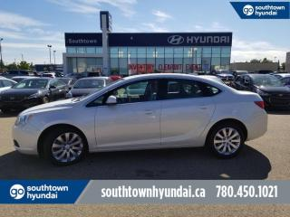Used 2016 Buick Verano CONVENIENCE 1/BLUETOOTH/BACK UP CAM/COLOR SCREEN for sale in Edmonton, AB