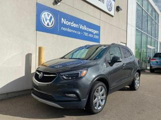 Used 2017 Buick Encore LEATHER / NAVI / HEATED WHEEL / HEATED SEATS for sale in Edmonton, AB