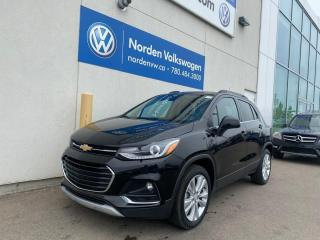 Used 2019 Chevrolet Trax Premier 4dr AWD Sport Utility Vehicle for sale in Edmonton, AB