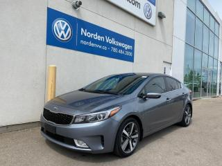 Used 2017 Kia Forte SX LUXURY - LOADED for sale in Edmonton, AB