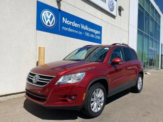 Used 2011 Volkswagen Tiguan COMFORTLINE AWD - HEATED SEATS for sale in Edmonton, AB