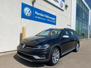 New 2019 Volkswagen Golf Alltrack EXECLINE for sale in Edmonton, AB