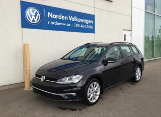 New 2019 Volkswagen Golf Sportwagen Highline for sale in Edmonton, AB