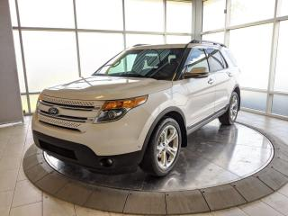 Used 2011 Ford Explorer LIMITED for sale in Edmonton, AB