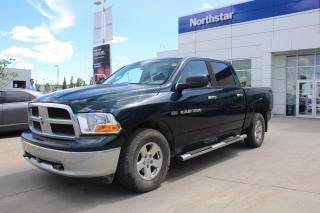 Used 2011 RAM 1500 SLT CREWCAB/HEMI/BACKUPCAM/20'S/CLASSIC/ for sale in Edmonton, AB