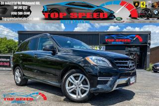 Used 2014 Mercedes-Benz M-Class ML 350 BlueTEC for sale in Richmond Hill, ON