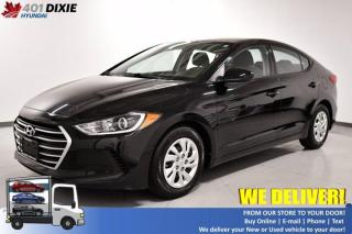 Used 2017 Hyundai Elantra LE for sale in Mississauga, ON