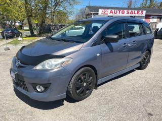 Used 2008 Mazda MAZDA5 GT/6 Passenger/Leather/Roof/Certified for sale in Scarborough, ON