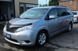 Used 2014 Toyota Sienna LE 8 PASSENGERS for sale in Brampton, ON