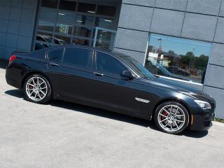 Used 2012 BMW 750 M SPORT|NAVI|HUD|REARCAM|20 inch WHEELS for sale in Toronto, ON