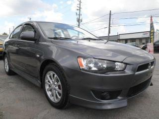 Used 2010 Mitsubishi Lancer SE for sale in Brampton, ON