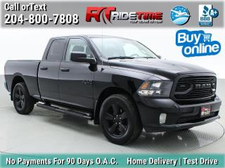 Used 2019 RAM 1500 Classic Express for sale in Winnipeg, MB