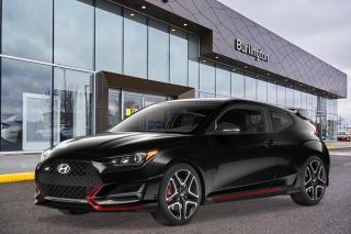New 2020 Hyundai Veloster Preferred for sale in Burlington, ON