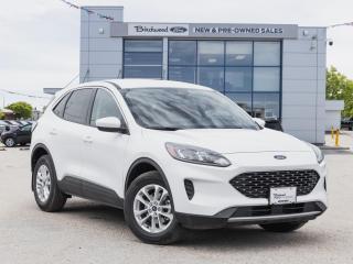 New 2020 Ford Escape SE NAV | COPILOT360 | REARCAM  +++ for sale in Winnipeg, MB