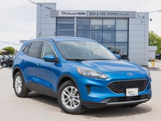 New 2020 Ford Escape SE REARCAM | FORDPASS | HTD STS  +++ for sale in Winnipeg, MB