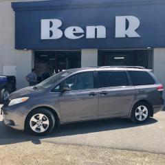 Used 2011 Toyota Sienna for sale in Steinbach, MB