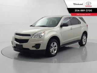 Used 2013 Chevrolet Equinox LS Low Mileage | Local Trade | Bluetooth | for sale in Winnipeg, MB