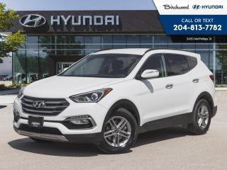 Used 2018 Hyundai Santa Fe Sport Premium AWD *Rear Cam Heated Seats for sale in Winnipeg, MB