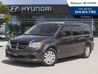 Used 2017 Dodge Grand Caravan SXT V6 Bluetooth *A/C for sale in Winnipeg, MB